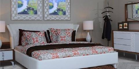 Mood 4 pcs Bedroom Set Discount Offer