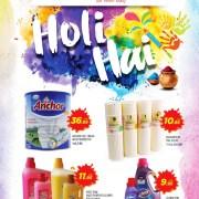 West Zone Holi Hai Sale Promotion
