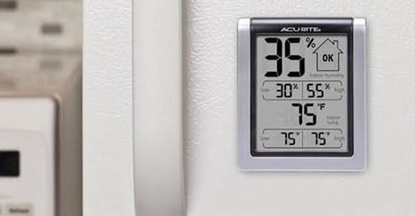 Temperature and Humidity Monitor