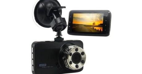 Car DVR Blackbox with G-Sensor
