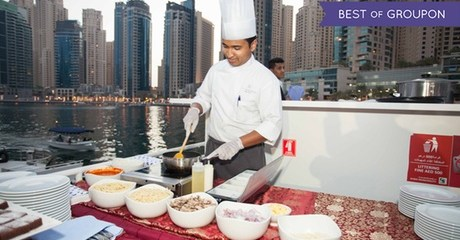 Iftar Cruise with 5* Buffet