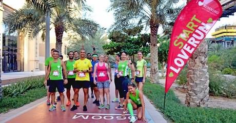 Eight-Week Running Training