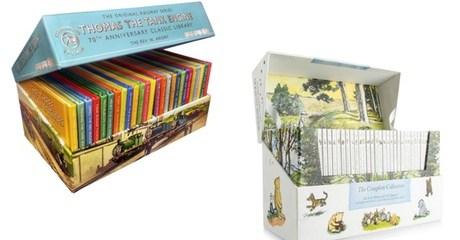Thomas or Winnie the Pooh box set