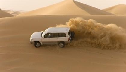 Desert Safari with BBQ