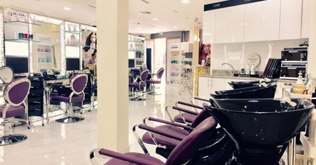 Hair Wash and Blow-Dry