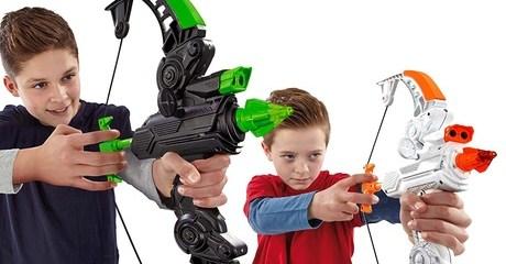 Two-Pack Laser Arrow Battle Bows