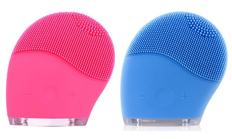Ultrasonic Facial Cleanser Brush