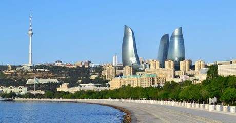✈ Azerbaijan National Day 4-Night 5* Stay with Flights