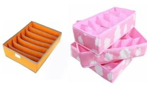 Foldable ClothesOrganiser Set