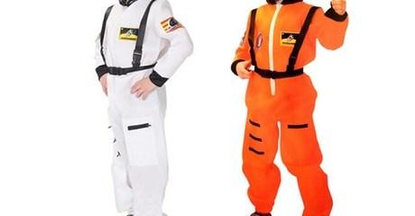 Kids' Astronaut Costume