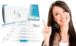 LA Smile Teeth Whitening Kit or Pens