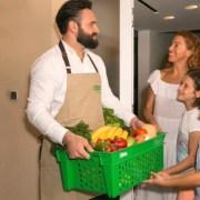 AED 50 Toward Groceries