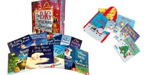 Christmas Book Set
