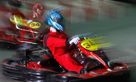 Indoor Go-Karting and Laser Tag