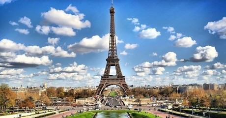 ✈ Paris and Rome: 6 Nights with Flights