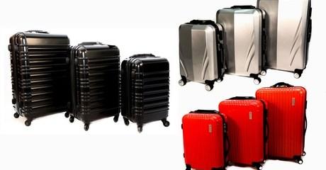 Discovery Three-Piece Luggage
