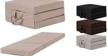 China Glaze Foldable Mattress
