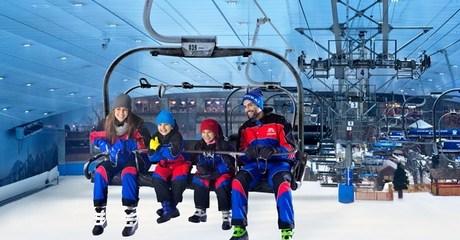 Ski Dubai Polar Pass