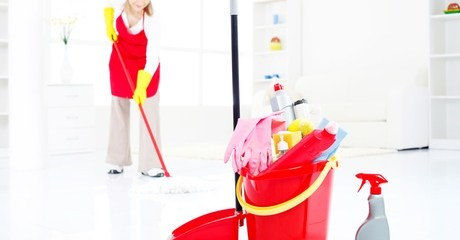 Maid Cleaning or Ironing Service
