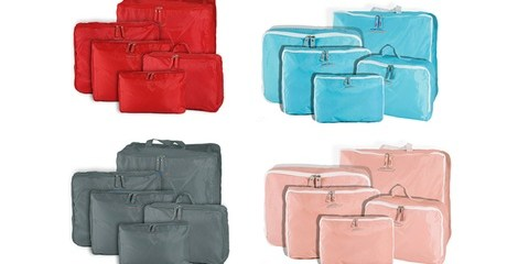 Travel Organiser Bags