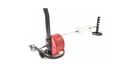 Hi-tech Rotisserie Powered by USB Power bank
