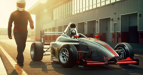 Formula DXB Driving Experience