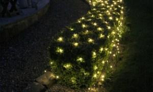 LED Solar Netting Light Sets