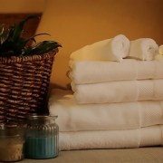 Egyptian Cotton Towels Set
