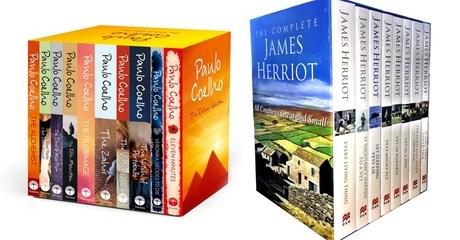 James Herriot or Paulo Coelho Set
