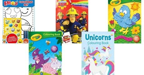 Kids' Activity Book Bundle