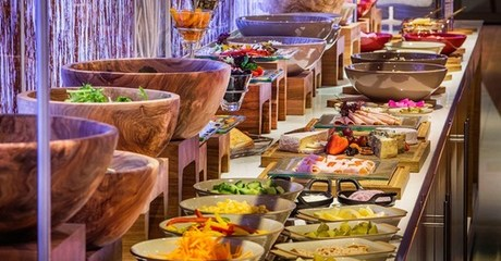 Brunch or Themed Night with Drink: Child (AED 55) or Adult (AED 89)