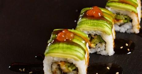 Sushi Rolls or Bento Boxes