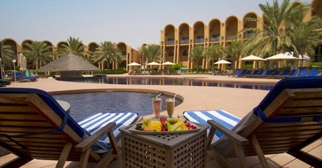 Abu Dhabi: 1- or 2-Night 4* Stay with All Inclusive