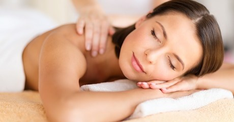 Choose from a range of beauty services such as acupressure spa treatment
