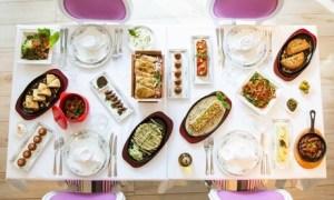 200 AED Toward Lebanese Cuisine
