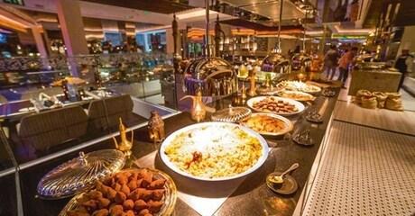 Iftar Buffet at 5* Le Meridien Abu Dhabi