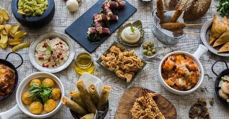Iftar Set Menu at La Postreria