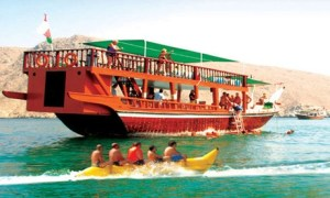 Oman: Up to 2-Night 4* Stay with Cruise
