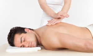 Men can be pampered with a choice of spa treatment