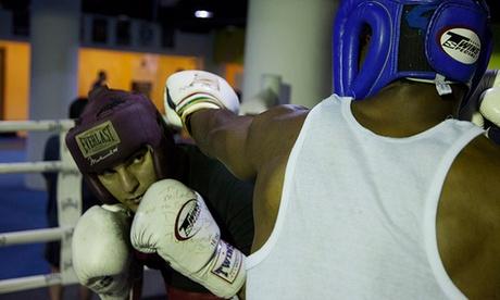 Kickboxing or Boxing