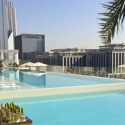 Pool Access at 5* Sofitel Dubai Downtown
