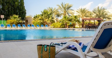 Ras Al Khaimah All Inclusive 4* 1-Night Stay for 2 Adults and 2 Kids