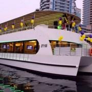 Catamaran Cruise with Dinner