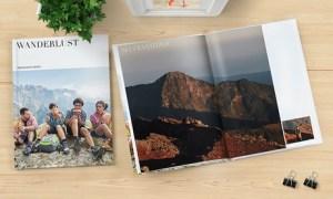 Imagewrap Hardcover Photobook