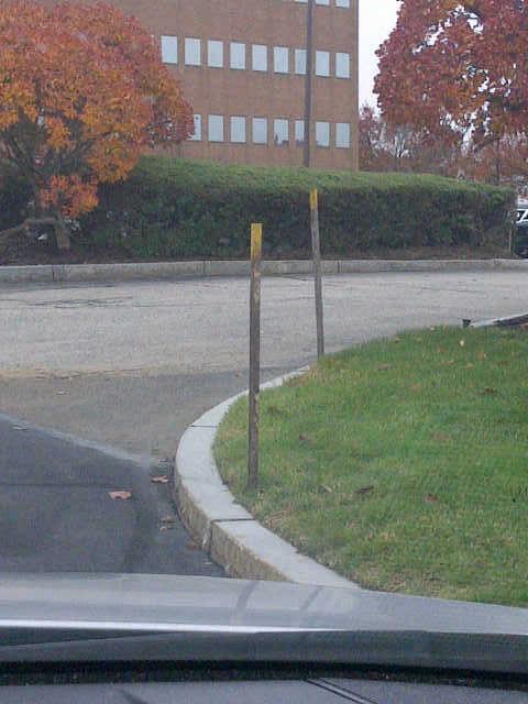 Home Depot Driveway Reflectors