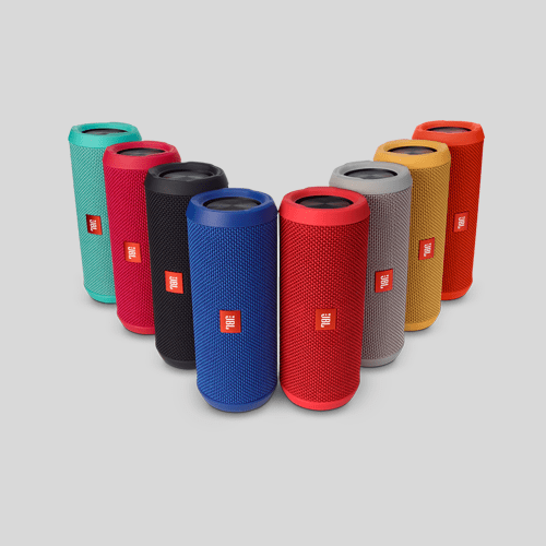 JBL Flip 4 Portable Bluetooth Speakers in Lulu, Carreffour, Jarir, Sharafdg