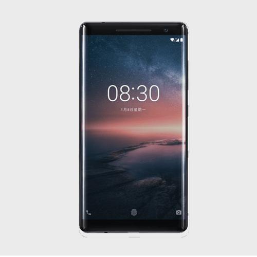 Nokia 8 Sirocco Price in Qatar Lulu