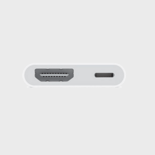 Apple Lightning To AV Adapter Price in Qatar and Doha
