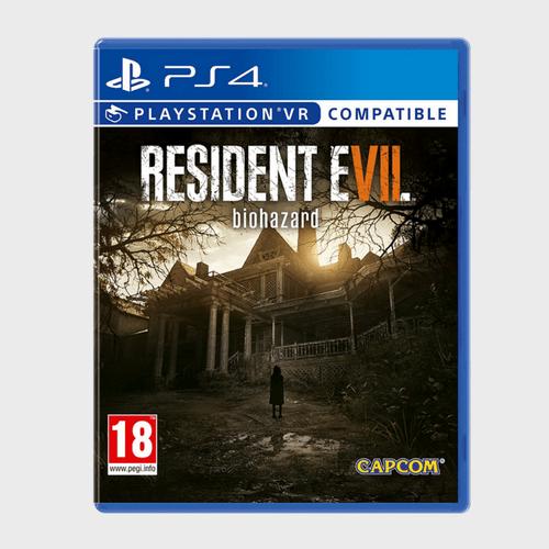 PS4 Resident Evil 7 Biohazard Price in Qatar