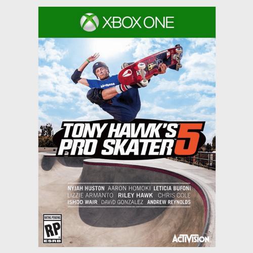 Xbox One Tony Hawk's Pro Skater 5 Price in Qatar and Doha